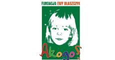 Fundacja Ewy Błaszczyk Akogo?, KRS: 0000125054